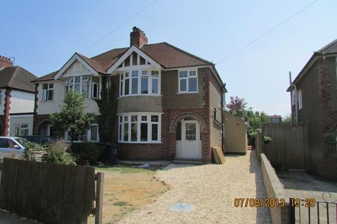 5 bedroom semi-detached house to rent - London Road, Oxford