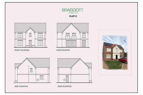 4 bedroom detached house for sale - Chessington Gardens Thorne Road, Edenthorpe, Doncaster