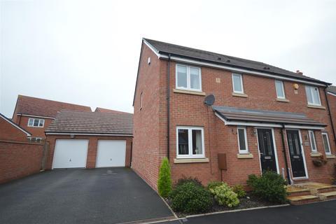 3 bedroom semi-detached house for sale - Somerton Drive, Marston Green, Birmingham