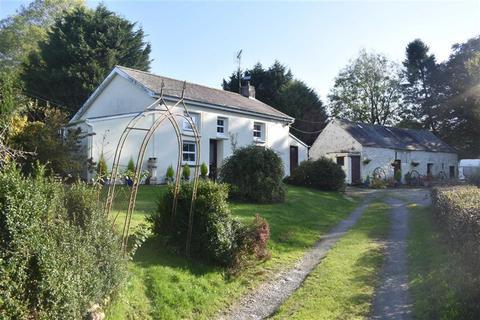 2 bedroom property with land for sale - Llangeitho, Tregaron