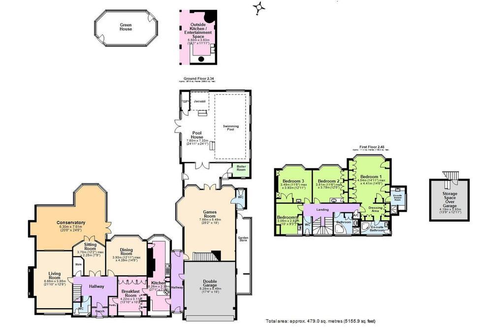 Floorplan 1 of 2: 2 Croft Road, Edwalton, Nottingham.jpg