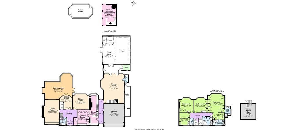 Floorplan 2 of 2: 2 Croft Road, Edwalton, Nottingham.jpg