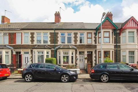 3 bedroom terraced house to rent - Moorland Road, Splott