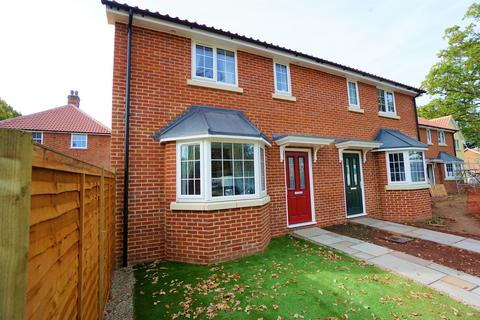 3 bedroom semi-detached house for sale - Kerrison Gardens, Stoke Ash Road, Thorndon, IP23