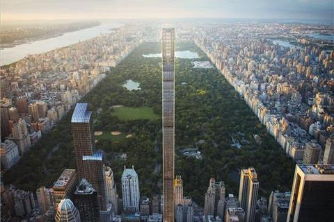 4 bedroom penthouse  - 111 West 57th Street, Central Park South, Manhattan