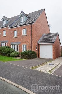 4 bedroom townhouse to rent - Reedmace Walk, Newcastle Under Lyme