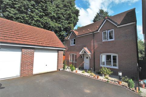 4 bedroom detached house for sale - Clos Hendre Gadno, Old St Mellons, Cardiff, CF3