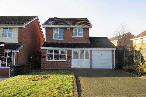 3 bedroom detached house for sale - Graith Close, Hall Green, B28