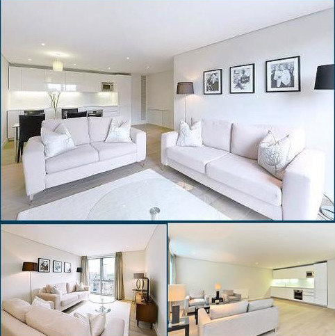 3 bedroom flat to rent - Merchant Square East, Hyde Park, London, W2
