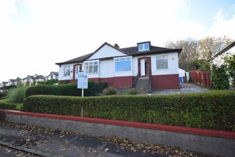 4 bedroom semi-detached bungalow for sale - Merryburn Avenue, Giffnock, Glasgow, G46 6DQ
