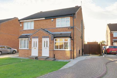 2 bedroom semi-detached house for sale - Cawthorne Drive, Pickering Road