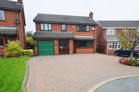 4 bedroom detached house for sale - Cleves Crescent, Cheslyn Hay, Walsall