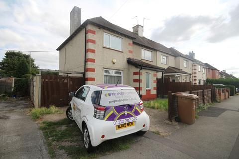 3 bedroom semi-detached house to rent - Victory Road, Derby, Derbyshire, DE24