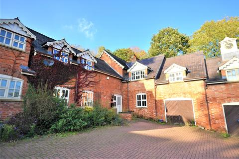5 bedroom terraced house for sale - Cranhill Farm Estate, Billesdon, Leicestershire