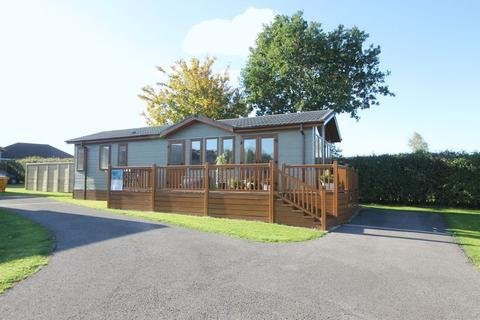1 bedroom lodge for sale - Haybridge (Edge of Wells)