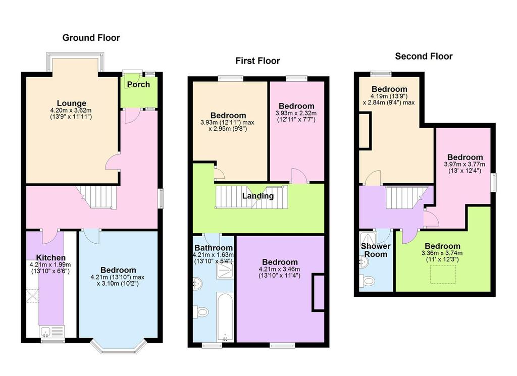Floorplan: 67 Bower Road, Sheffield floor plan.jpg