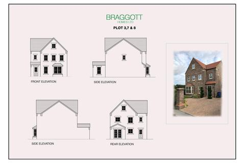 5 bedroom detached house for sale - Chessington Gardens, Thorne Road, Edenthorpe, Doncaster