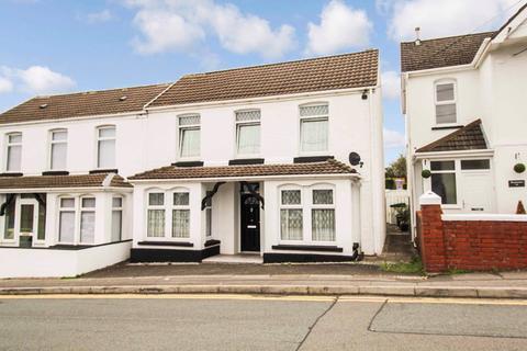3 bedroom semi-detached house for sale - Oakfield Street, Pontarddulais, Swansea, SA4