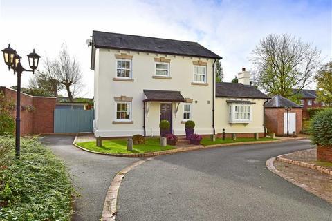 3 bedroom detached house for sale - 1, Edward Lisle Gardens, Tettenhall, Wolverhampton, WV6