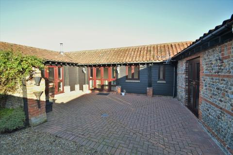 2 bedroom barn conversion for sale - Bacton