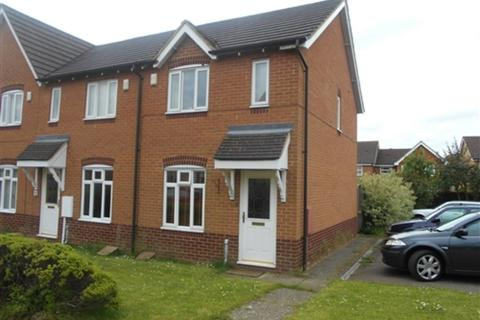 2 bedroom end of terrace house to rent - Swallow Close, Brackley