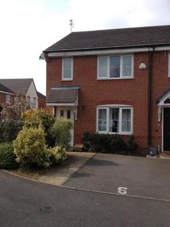 3 bedroom semi-detached house to rent - Blossom Way, Rugby, Warwickshire,