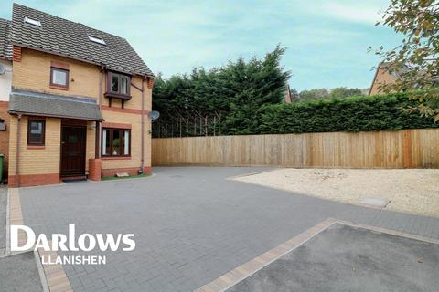 5 bedroom end of terrace house for sale - Huntsmead Close, Thornhill, Cardiff