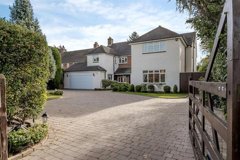 6 bedroom detached house for sale - Wyvern Road, Sutton Coldfield, B74 2PS