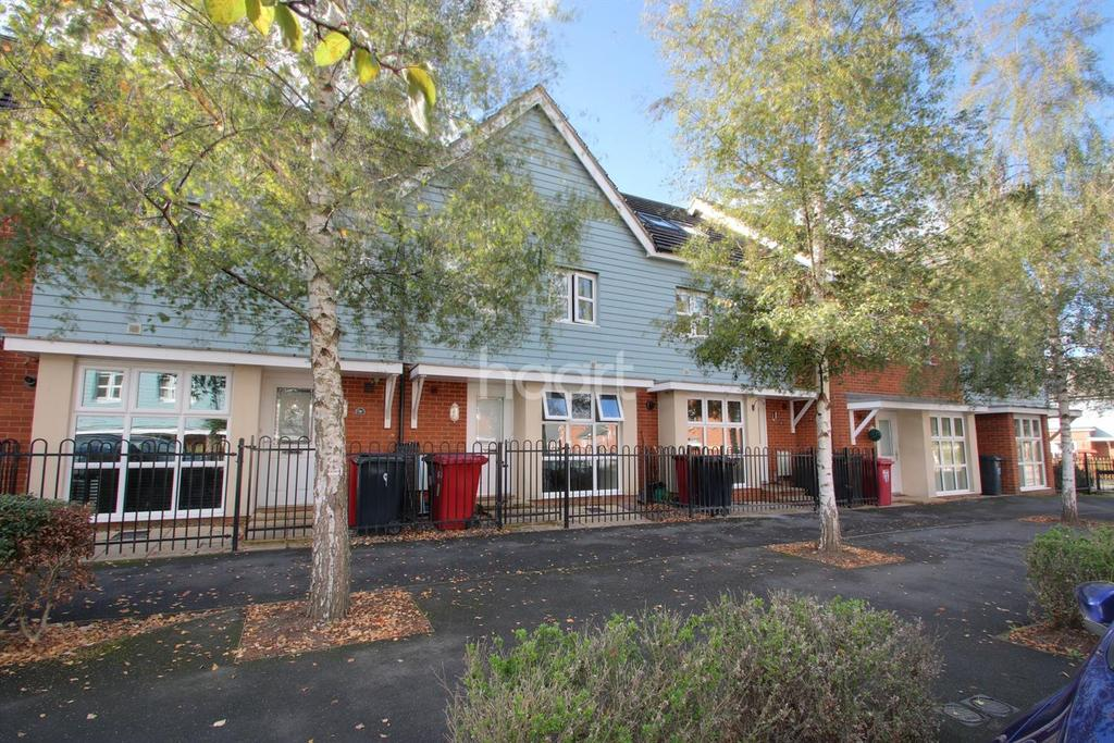 3 Bedrooms Terraced House for sale in Dariel Close