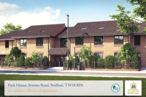 1 bedroom flat for sale - Park House, Staines Road, Bedfont, TW14