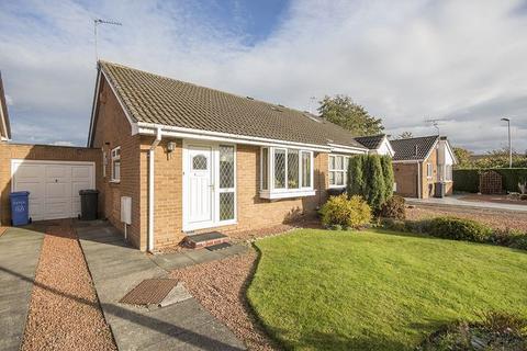 2 bedroom semi-detached bungalow for sale - Eland Edge, Ponteland