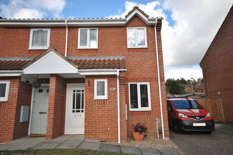 2 bedroom semi-detached house for sale - Purdance Close, Norwich
