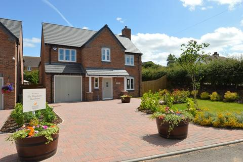5 bedroom detached house for sale - Winchester House, Hathorn Grove, Rugeley