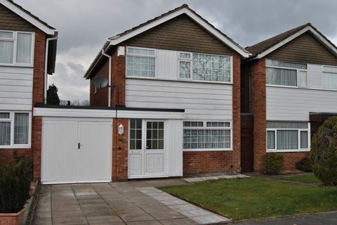 3 bedroom link detached house to rent - Silverlands Close, Hall Green, B28 8JR