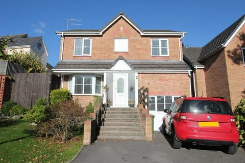 4 bedroom detached house for sale - Cudd Y Coed, Barry