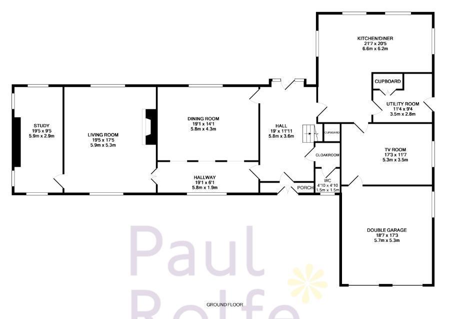 Floorplan 2 of 3: Ground Floor