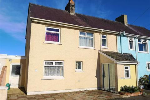 3 bedroom semi-detached house for sale - Station Road, Letterston