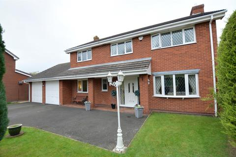 4 bedroom detached house for sale - Sharman Way, Gnosall, Stafford