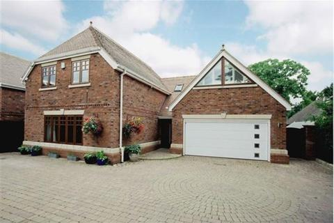 4 bedroom detached house for sale - 28A Foley Road East