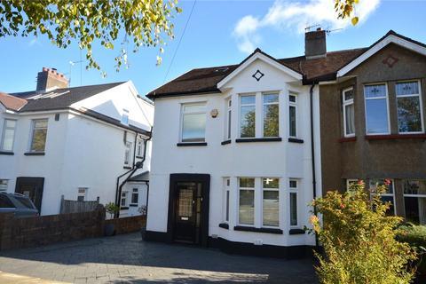 4 bedroom semi-detached house for sale - Dan-yr-Heol, Cyncoed, Cardiff, CF23