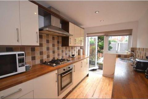 2 bedroom terraced house to rent - Connaught Road,  Reading,  RG30