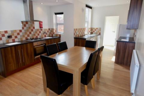 5 bedroom terraced house to rent - Adderley Road, Leicester LE2 1WA