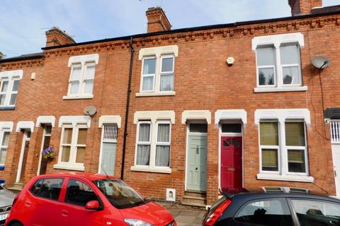 3 bedroom terraced house to rent - Avenue Road Extension, Leicester LE2 3EL