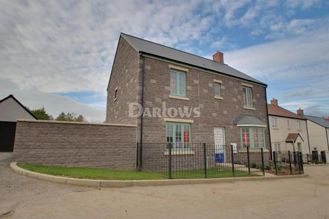 4 bedroom detached house for sale - The Southerndown at Mulberry Grove, St Fagans