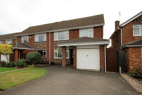 3 bedroom semi-detached house for sale - Whitestone Road, Whitestone, Nuneaton, Warwickshire