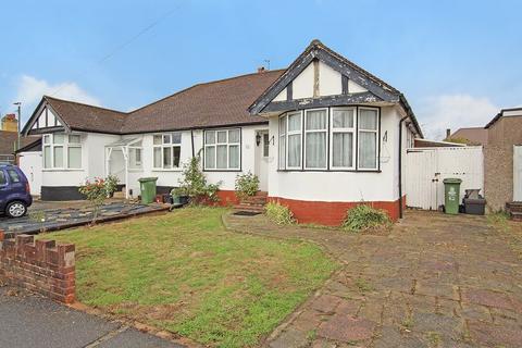 3 bedroom semi-detached bungalow for sale - Carisbrooke Avenue, Bexley
