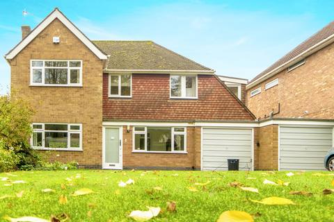 4 bedroom detached house for sale - The Fairway, OADBY, Leicestershire, LE2