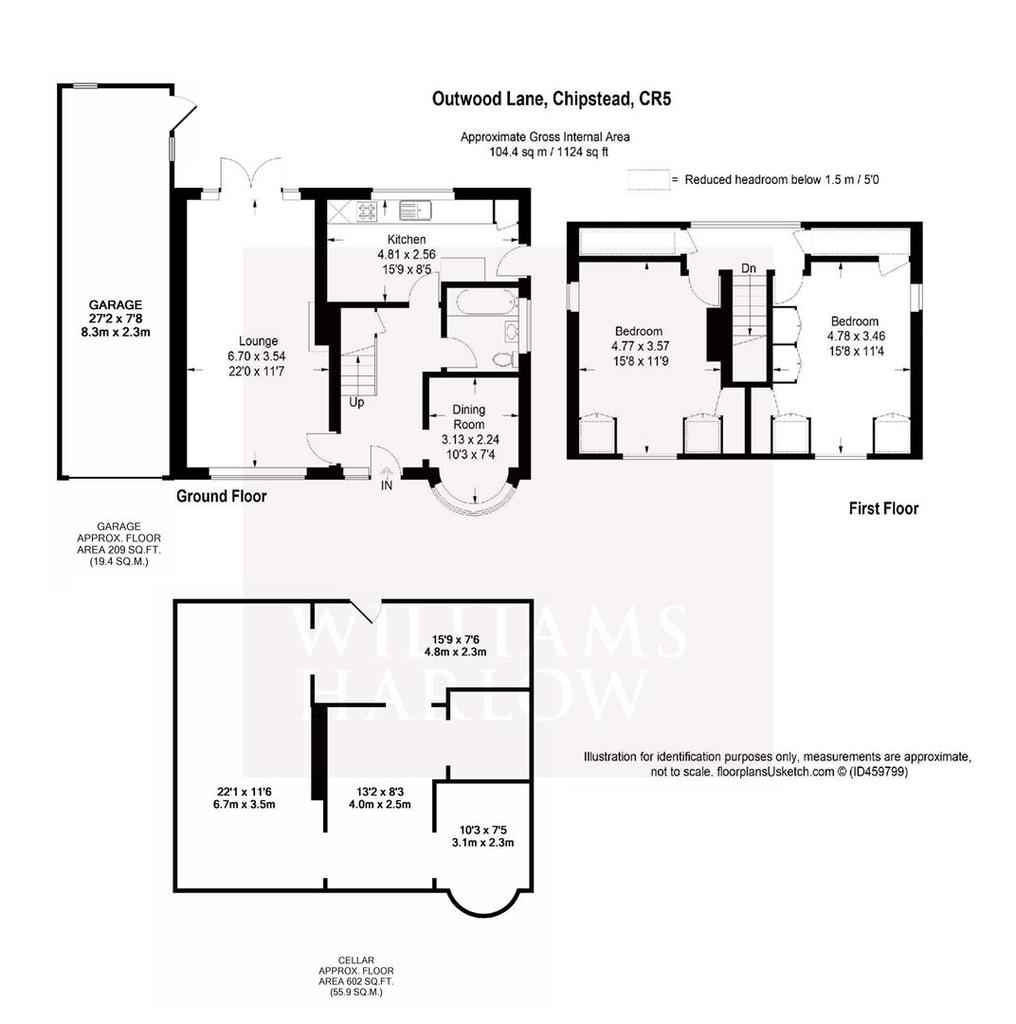 Floorplan: House outwood lane chipstead floorplan.jpg