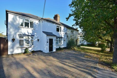 4 bedroom semi-detached house for sale - High Street, Tetsworth, Oxfordshire, OX9