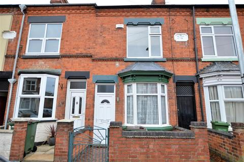 2 bedroom terraced house to rent - Bassett Street, Leicester , LE18